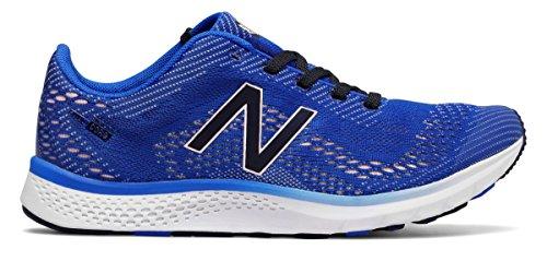 二泥棒女将(ニューバランス) New Balance 靴?シューズ レディーストレーニング FuelCore Agility v2 Vivid Cobalt Blue with Sunrise Glo ヴィヴィッド コバルト ブルー グロー US 9 (26cm)