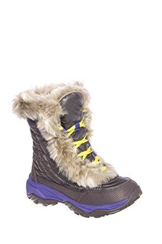Price comparison product image The North Face Girl's Nuptse II Faux Fur Boots (1 Little Kid M)