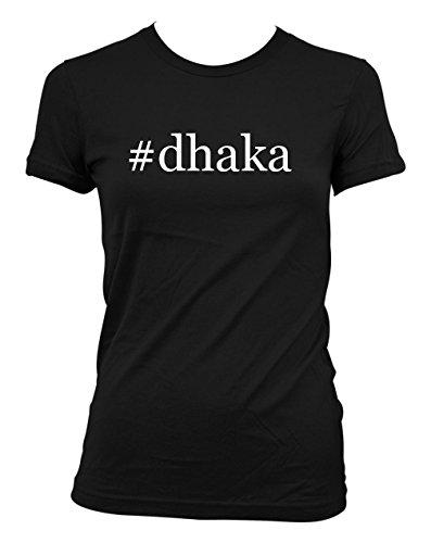 #dhaka - Hashtag American Apparel Juniors Cut Women's T-Shirt