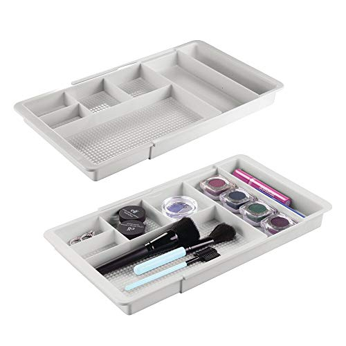 MDesign Adjustable Expandable Organizer Countertop