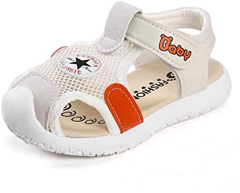 Hlm Baby Shoes Sandals for Girl Boys Babies Toddlers Size 6-12 12-18 0-6 5.5
