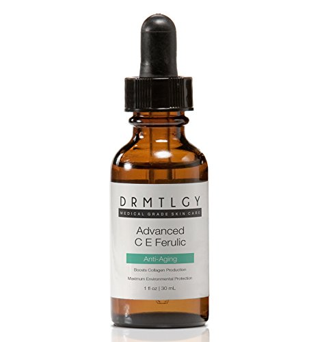 Tint Moisturizer (DRMTLGY - Advanced C E Ferulic Facial Serum)