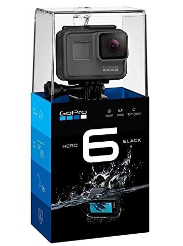 GoPro HERO6 Black Action Camer