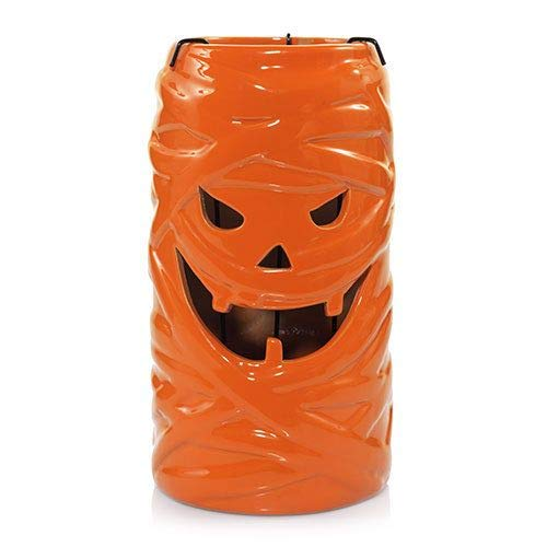 Yankee Candle Halloween All Hallows' Eve Tea Light Candle Holder Lantern -