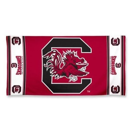 South Carolina Gamecocks Beach Towel by WinCraft
