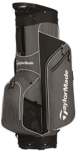 TaylorMade 2017 Golf Bag TM Cart Bag 5.0 GryWht