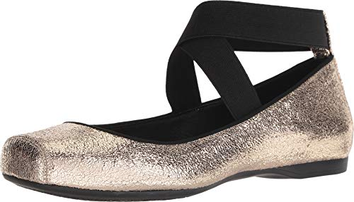 - Jessica Simpson Women's Mandalay 3 Platino Shrunken Metallic 6.5 M US