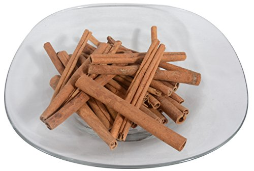 Cinnamon Sticks - 6 Inch Long Cinnamon Sticks Fragrant Bowl Filler, Decorative Use, 1 Pound Package Cinnamon Bowls