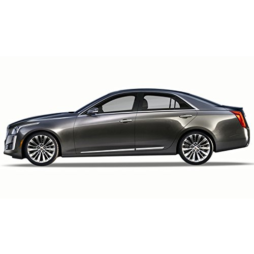 Dawn Enterprises LCM-CTS14-1819-2021 Lower Chrome Molding Compatible with Cadillac CTS