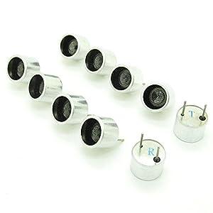 5 Pair TCT40-16R/T Sensor Transmitting Receiving Probe Ultrasonic Probe 16mm