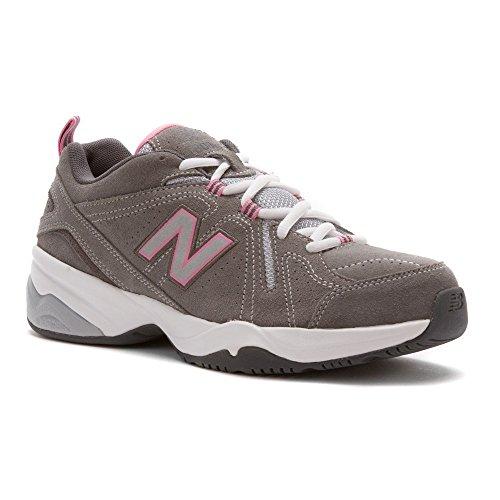 Sneaker Grey New Pink Grey Balance Pink Narrow 10 WX608v4 Women's 2A awaTFqU