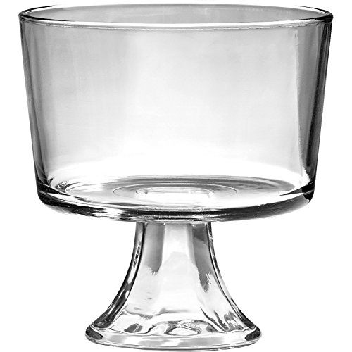 Anchor Hocking Presence Trifle Footed Dessert Bowl