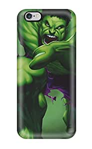 7691112K80306184 Special Skin Case Cover For Iphone 6 Plus, Popular Hulk Phone Case