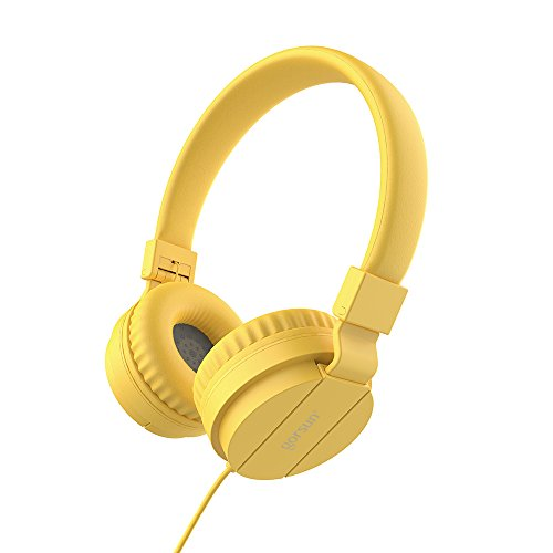 Headphones Foldable computer headset Earbuds product image