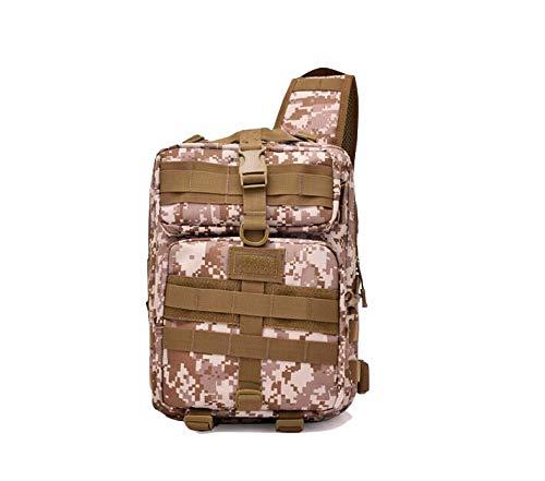 Hommes Bellecita camouflage Bandoulière Sac Désert Pour Dos De Élégant À L'homme Le Du Tactique Multifonctionnel 47q4wrHv