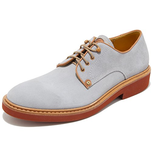 8752I scarpe uomo CESARE PACIOTTI 308 MADISON scarpa shoes men Grigio chiaro