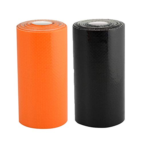 (UST Coreless Duct Tape Rolls with Hand Tearable Material and Waterproof Design for Hiking, Backpacking, Camping and Outdoor Survival)