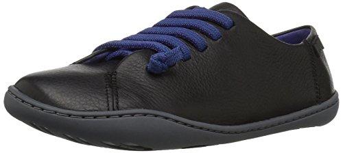 Womens Cami Shoe (Camper Women's Peu Cami K200514 Sneaker, Black, 40 M EU (10 US))