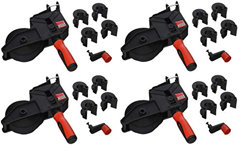 Bessey VAS-23+2K Vario Angle Strap Clamp (Pack of 4) by Bessey (Image #2)