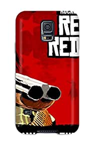 New Red Dead Redemption Tpu Skin Case Compatible With Galaxy S5
