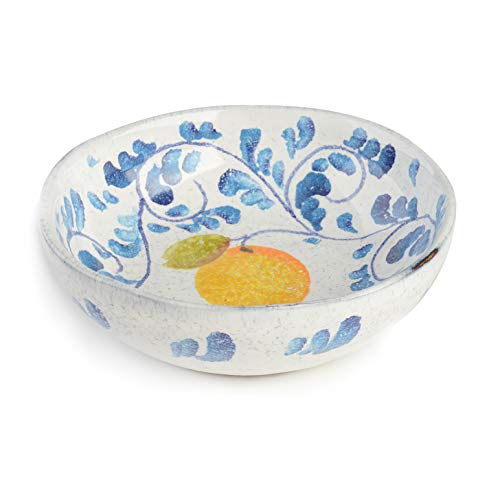(Italian Dinnerware - Handmade in Italy from our Amalfi Collection - Fruit Bowls )