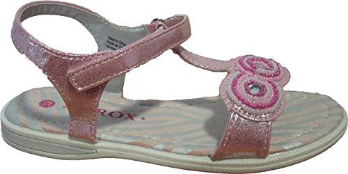 Sandales roses pour filles