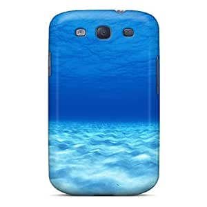Flexible Tpu Back Case Cover For Galaxy S3 - Landscape Underwater Nature