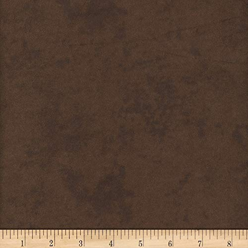 - Mook Fabrics Flannel Snuggy Marble Fabric, Brown, Fabric By The Yard