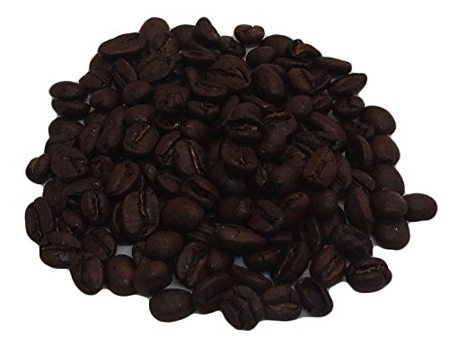 Jamaica Blue Mountain Coffee, Certified 100% Pure, 1lb, Medium Roast, Whole Bean