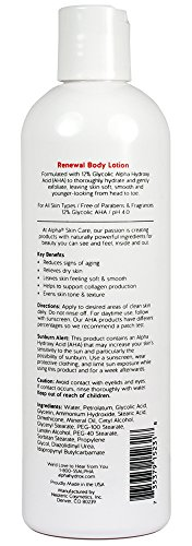 Alpha-Skin-Care-Renewal-Body-Lotion-12-Glycolic-AHA-Supports-Healthy-Radiant-Skin-Fragrance-Free-and-Paraben-Free-12-Ounce