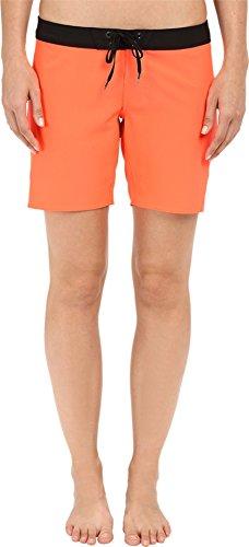 Fox Women's Chargin Boardshorts Flo Orange Board Shorts 2