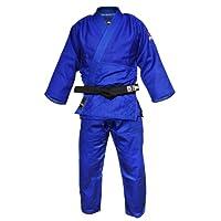 Fuji Judo GI Uniforme de Doble Tela