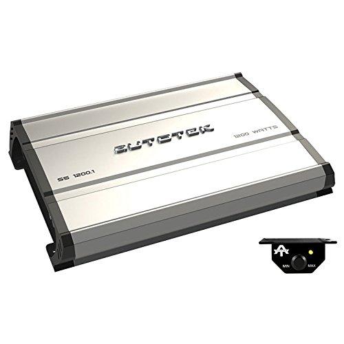 Autotek Super Sport Amplifier 1200 Watt Mono 2 Ohms by Autotek