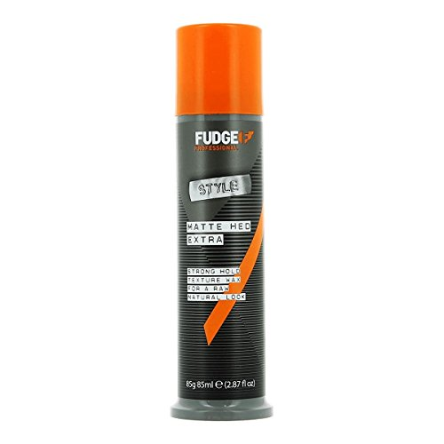 Fudge Matte Hed Extra Strong Hold Texture Wax, 2.87 - Fudge Hair Wax