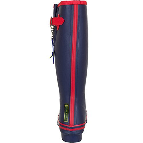 Evercreatures Wellies Style Breton Navy Ladies Bqf4a