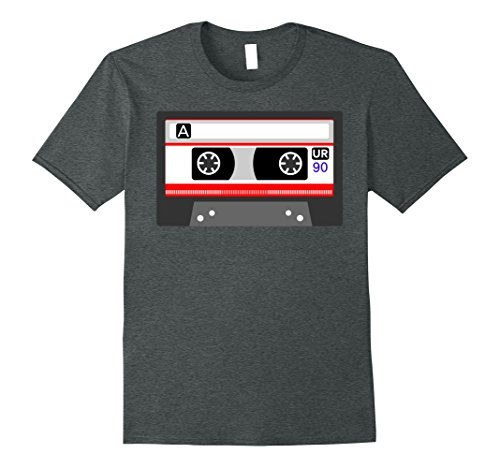 Mens Cassette Tape Costume