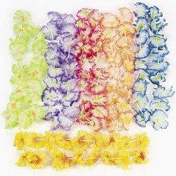 Polyester Jumbo Carnation Leis]()
