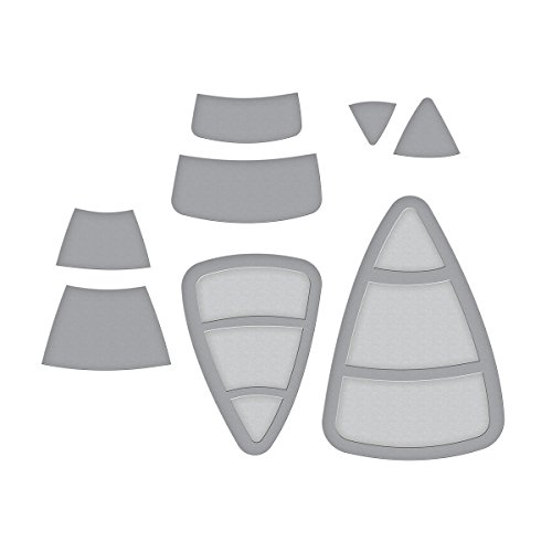 Spellbinders Die D-Lites Candy Corn Etched/Wafer Thin Dies ()