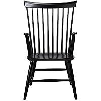 Ethan Allen Berkshire Armchair, Charcoal