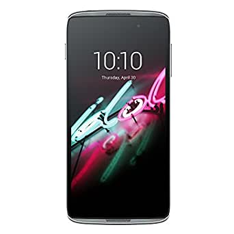 ALCATEL OneTouch Idol 3 Global Unlocked 4G LTE Smartphone, 5.5 HD IPS Display, 16GB (GSM - US Warranty)