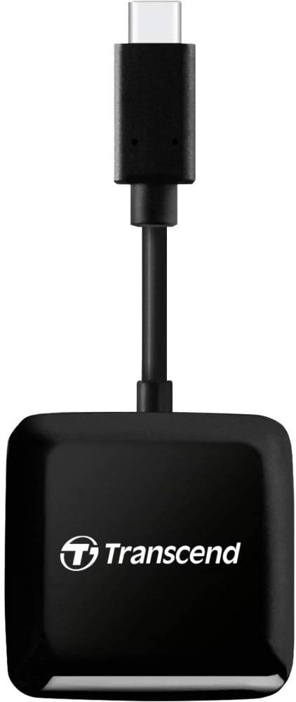 SD//microSD Card Reader USB 3.2 Gen 1 Bl