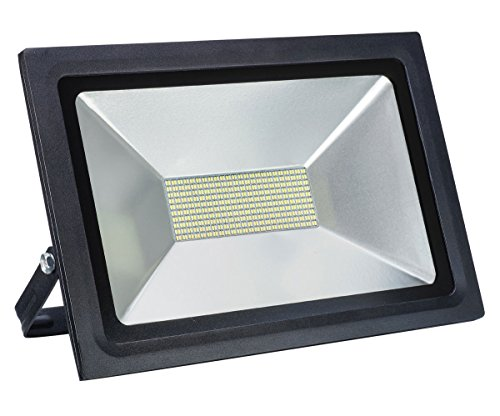 100w Floodlight (100W LED Flood Light - Outdoor Lighting Wall Light, 9200lm, Warm White (3000-3500K), IP65 Waterproof, Super Bright Led Floodlight Street Light Garden Light Spotlight Security)