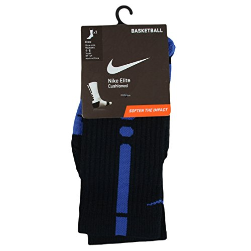 Nike - Polo de manga corta para hombre Black/Game Royal/Game Royal