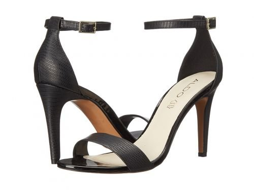 Aldo(アルド) レディース 女性用 シューズ 靴 ヒール アンクル Ibenama-U - Black Multi [並行輸入品] 39 (US Women's 8.5) B - Medium  B07BGD42GY