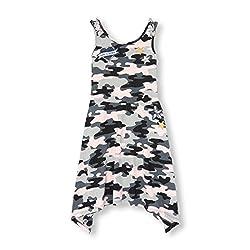 Girls Sleeveless Casual Dress