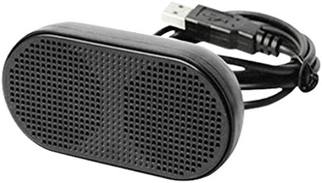 Pc Speaker, USB Speaker Small Wired Multimedia Speaker for PC Desktop Laptop computer Gaming Smartphones Tablets