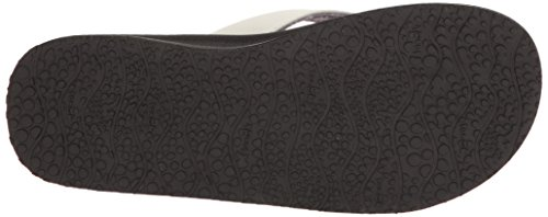 UK Flop Black Wander Flip Women's Sanuk Yoga Mat White 3 4UXw8UOqn