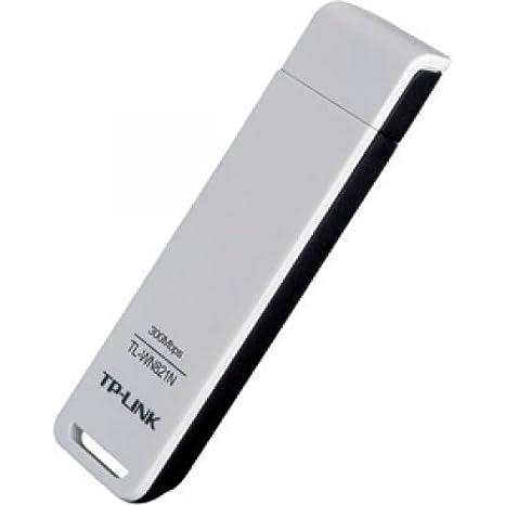 Amazon.com: TP-LINK TL-WN821N / IEEE 802.11n USB - Wi-Fi Adapter