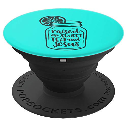 Christian Quote Pop Socket - Pop Socket Bible Quotes - Jesus - PopSockets Grip and Stand for Phones and Tablets