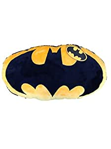 Cojin Batman 30cm Logo Peluche Original Pelicula Warner Bros Comic
